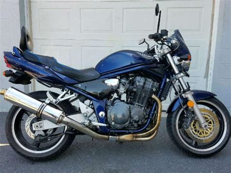 Standard Motorcycles For Sale In State College, Pennsylvania