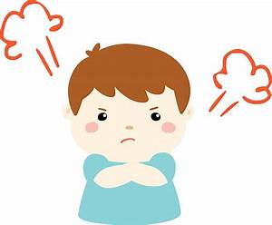 Royalty Free Angry Boy Clip Art, Vector Images ...