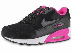 Orlinski Pas Cher : nike air max 90 enfant noire chaussures chaussures chausport ~ Teatrodelosmanantiales.com Idées de Décoration