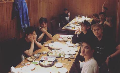 exo group exo group photo tumblr