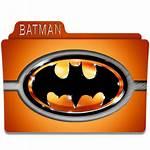Batman Folder Icon Anthology Deviantart
