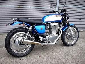 Suzuki Tempter 400 Caf U00e9 Racer Motorcycle