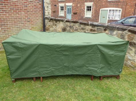 weather proof heavy duty large 6 8 seater rectangular