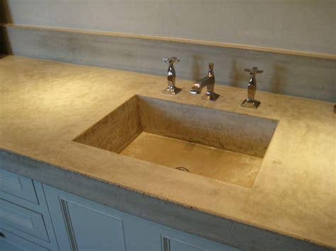 Concrete sinks and bathtubs   Spirit Ridge Studios