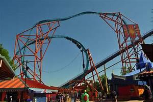 BEHIND THE THRILLS: New Coaster-Tempesto Highlights 40th ...