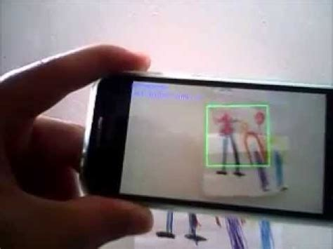 object for android object recognition with opencv s features2d framework on
