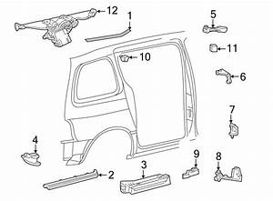 Mercury Monterey Guide Assembly