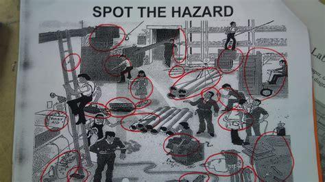 spot the hazard menecta