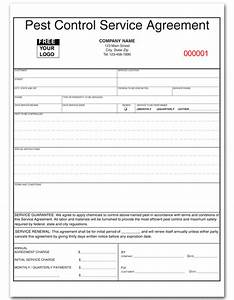 Pest control forms for Pest control invoice pdf