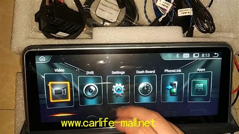 android bmw gps   cic   screen gps