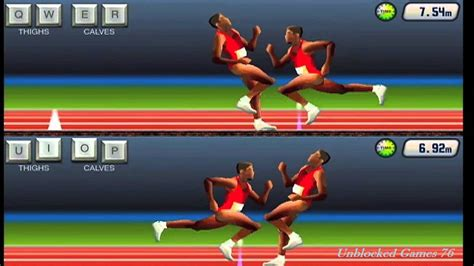qwop unblocked games