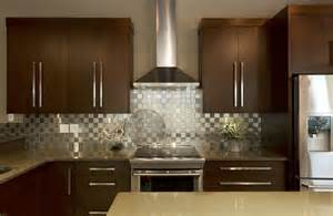 Kitchen Backsplash Stainless Steel Tiles Stainless Steel Backsplash Pictures And Design Ideas