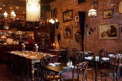 Garage Restaurant Nyc by Antique Garage One Of The Best Mediterranean Restaurants