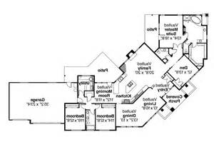 modern home floorplans contemporary house plans hawthorne 30 054 associated