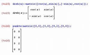 Drehmatrix Berechnen : matrizen ~ Themetempest.com Abrechnung