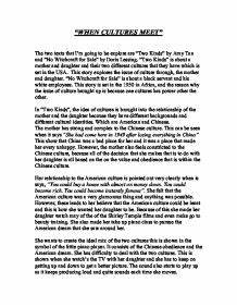 Essays In Science Amy Tan Opens Her Essay With Pictures What Is Religion Essay My First Day Of High School Essay also Essay On Modern Science Amy Tan Essay Simple Essay For Kids Amy Tan Essays Assignment On  Essay Mahatma Gandhi English