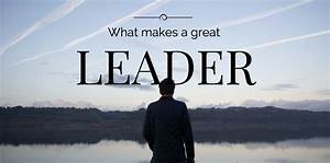 What makes a great leader? | Smart Circle