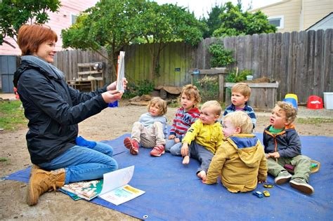 childcare options for parents comparing pros and cons 573 | little lemon tree nursery schol reading