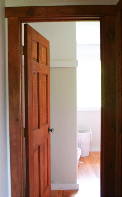 best paint for trim and doors 165 best images about rooms with wood stained trim on