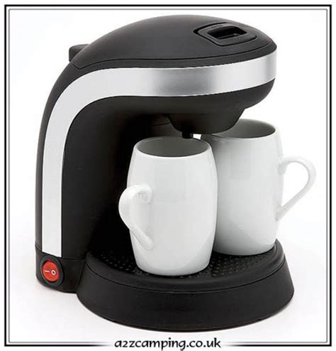 This camping coffee maker will make you feel right at home even while you're out there roughing it. NEW CAFETIERE COFFEE & 2 X CUPS 12V 12 VOLT LOW WATT WATTAGE CARAVAN CAMPING | eBay