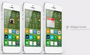 Apple Should Adopt This Stunning iOS 7 Concept [VIDEO ...