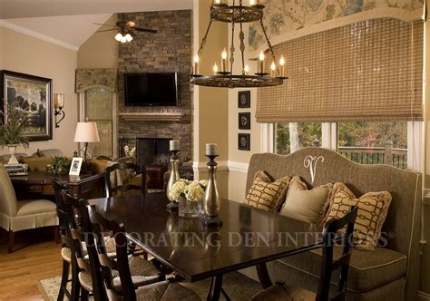 Small Space Living Room Traditional Dining Combo Best