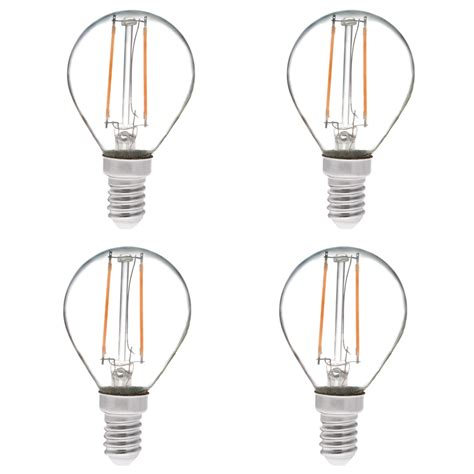 s11 e14 european base 2w led vintage antique filament