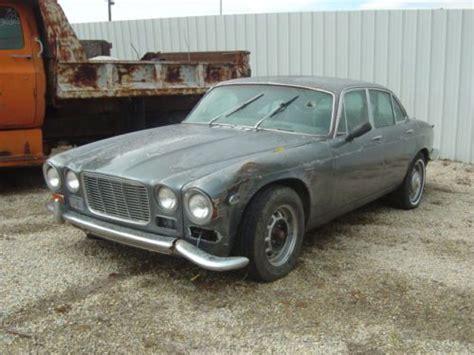 Used Jaguar Parts For Sale by Sell Used 1971 Jaguar Xj6 4 Door Sedan In Almost Complete