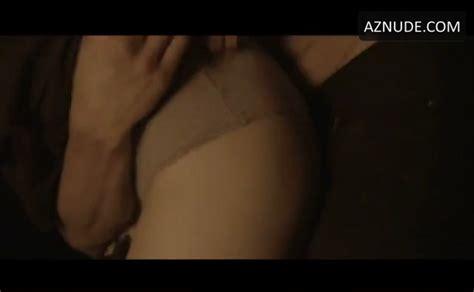 Lauren German Underwear Scene In The Divide Aznude