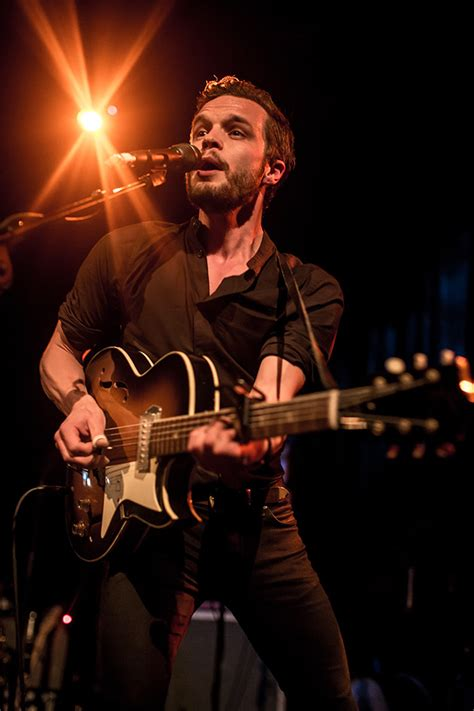 tallest man  earth played  full band nyc shows