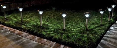 how do solar path lights work the powerbee guide to buying solar garden lights
