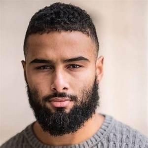 Dégradé Barbe Homme : styles de barbe pour hommes noirs et m tis coupe de cheveux homme ~ Melissatoandfro.com Idées de Décoration