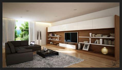 Wohn Schlafraum Einrichtungsideen by Living Room Design Ideas
