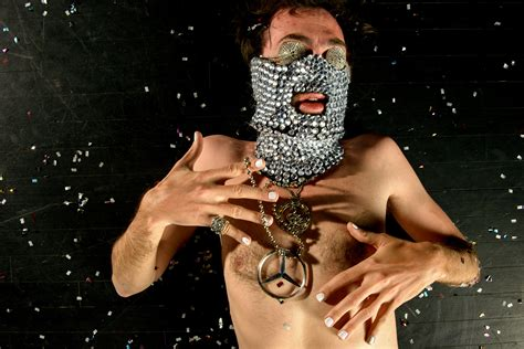 Tickle Torture Talks Public Nudity Confetti Cannons And