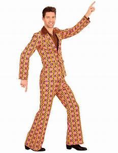 70 Er Jahre Outfit : verr ckter 70er jahre anzug disco outfit gelb rosa schwarz kost me f r erwachsene und g nstige ~ Frokenaadalensverden.com Haus und Dekorationen