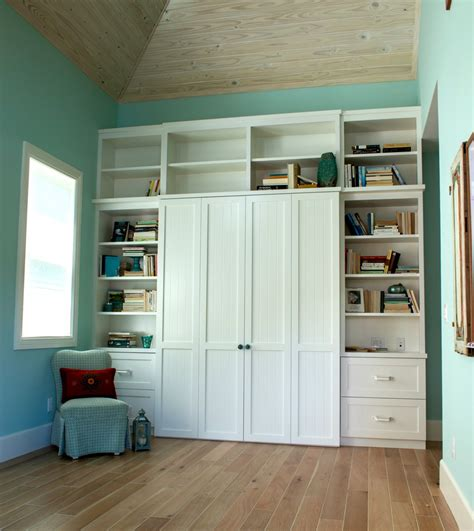 White Murphy Bed cool murphy bed exles for decorating small sized