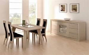 chaise de salle a manger moderne With salle À manger contemporaineavec mobilier salle a manger moderne
