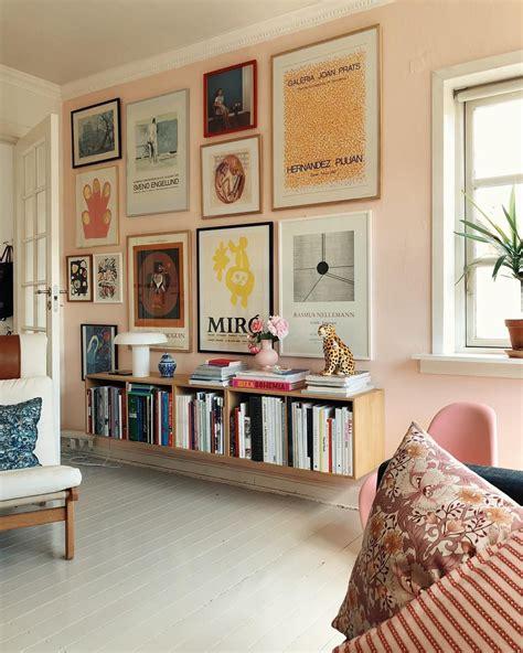 Bibliotheque Decoration De Maison by Salon Avec Biblioth 232 Que Et Cadre D 233 Co Maison D 233 Co