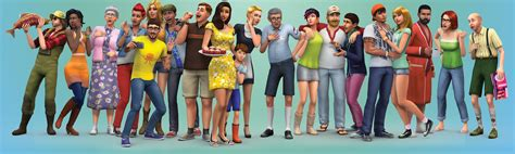 Simfans New Sims 4 Render + Downloadable Wallpapers