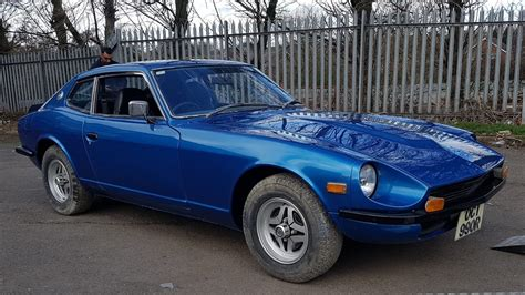 1976 Datsun 260z by 1976 Datsun 260z 2 2 For Sale Car And Classic