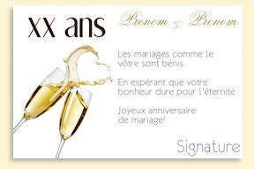 carte invitation anniversaire de mariage carte d 39 anniversaire de mariage a imprimer sur carte discount