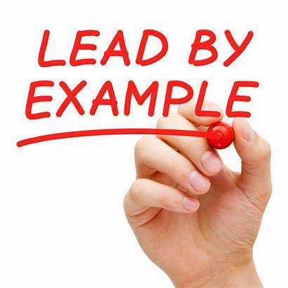Example Leader Exemplary Leaders Yourself Leading Cues