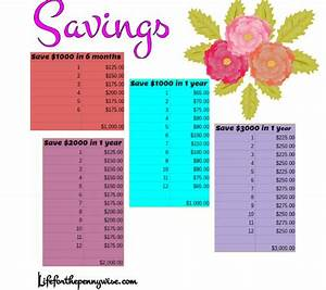 Save Money - $1000-$2000 in 6 months to 1 year | Extra ...
