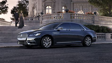 2017 Lincoln Continental Concept by 2017 Lincoln Continental Review Ratings Specs Prices