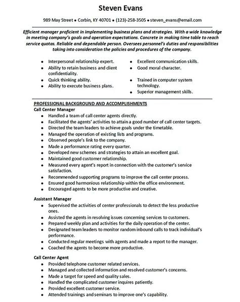 1000 ideas about customer service resume on