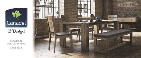 canadel custom dining furniture  darvin furniture