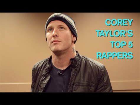 corey from slipknot lists his top 5 rappers