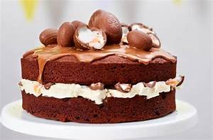 Quirky cakes and bakes - Chocolate Creme Egg cake - goodtoknow