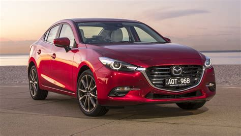 Mazda3 2018 Pricing And Spec Confirmed