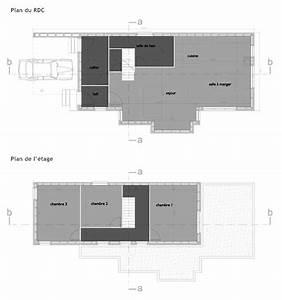 plan maison petit terrain esquisse d plan de maison de With plan maison petit terrain